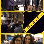 """""""Kick-Off NAC-seizoen 2015-2016"""" met o.a. de presentatie van de mannen van #NAC. Hup @NACnl @FMSbreda #sponsor http://t.co/3TDFBvvErD"""
