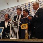 Finalizó la presentación oficial de la #UNESCOCup. El próximo 8/9 en Turín se jugará Juventus - #Boca. http://t.co/ZZ9w94PrAV