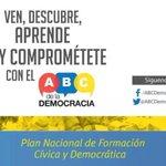 #Ecuador: Promovemos la formación cívica democrática desde @cnegobec. Conoce nuestro trabajo! http://t.co/MNbvHdru4f http://t.co/s1AUDORW8p