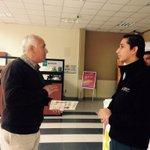 Geovany Palacios felicita la acción de la #SUPERCOM de dar a conocer a la ciudadanía sus derechos a la comunicación http://t.co/ecixebAByd