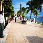 TheeInsidePoop: Local Hot Spot - South Pointe Boardwalk #miamibeach #southbeach #miami http://t.co/QmbOcePZml http://t.co/sVVioOUEgJ