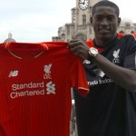 DEAL DONE: Liverpool have signed striker Taiwo Awoniyi. He will join Frankfurt on loan this season. (Source: @LFC) http://t.co/dfTyeo7esx