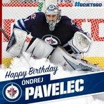 Two #NHLJets birthdays today! Happy Birthday to @BiggieFunke and Ondrej Pavelec! 🎂🎁 http://t.co/ec2GFlVvGO