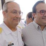 Esta mañana me reuní con @AlmSoberon, titular de @SEMAR_mx y un gran aliado de #Veracruz. http://t.co/UQSrpU6udY http://t.co/uFGdyIVOqN