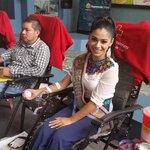 @Ma_JoRodriguez se une a Campaña de Donación. Organizado @ReinaDeLoja, @CruzRojaLoja con el apoyo @municipiodeloja. http://t.co/xQ1QBZICBv