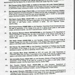 Massive reshuffle again in New Delhi bureaucracy 15 Additional & 20 Joint secretaries transferred, #IAS @ETVUPLIVE http://t.co/qNXyAb6NK8