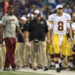 """Redskins coach Jay Gruden says Kirk Cousins will be starter for 2015: """"It's Kirk's team"""" http://t.co/BBlysF0qoT"""