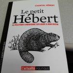 Tiens tiens, un nouveau livre dans la collection politique de @lactualite. Ça tombe bien! :) @chantalhbert #elxn42 http://t.co/NxHfpnTAsX