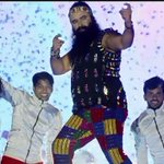 Evils!!..Get ready 2 be fired! U are about to finish!! St @Gurmeetramrahim G is here to remove evils. #MSG2PartyDhoom http://t.co/nQfx8sJufP