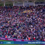 BREAKING NEWS: England beat Australia by five runs in T20 International from Cardiff. Highlights on #SSNHQ http://t.co/ajhOwgMCoK
