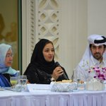 Welcoming dinner for the participating institutes and the organizing committee for the #WHSYouth #Qatar #Doha http://t.co/7RBcgI6xzx