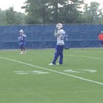 Aaron Williams' tribute to Fred Jackson: Wearing his #22 at practice. http://t.co/odLTnizCkW