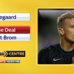 BREAKING: @WBAFCofficial complete signing of @ALindegaard from @ManUtd on two-year deal http://t.co/kXOFRDxb8e #SSNHQ http://t.co/qIMmHMiRMf