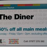 Pick up the little book of offers and receive our great offer #darlobizhour @DarloRangers @DarlingtonBID http://t.co/wFYG2QDkQP