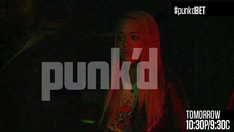RT @punkdBET: Why does @ritaora look terrified? Find out tomorrow on #punkdBET!! 10:30P/9:30C! http://t.co/IOtQDObfC5