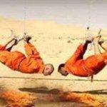 #صوت_العرب - #داعش يشوي 4 عراقيين بتهمة #التجسس: http://t.co/YtU32YaOsx witter #العراق #داعش_غدر_خيانة_إجرام http://t.co/RCr2k20Y2R