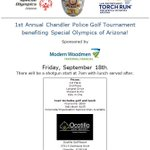 1st Annual CPD Golf Tournament benefiting Specila Olympics of Arizona @SOArizona http://t.co/punb8SfaCT