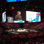 Cisco enabling @KeithUrban to connect with @StJude using Cisco TelePresence!!! #CiscoGSX http://t.co/6Qc290GRVF
