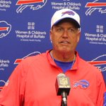 """Rex on naming Tyrod the starter: """"Im 100% confident and we as an organization are 100% confident in the decision."""" http://t.co/c1swMEPd7W"""