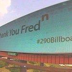 #22 will be missed! #BillsMafia #290Billboard http://t.co/awSUfsWR8N