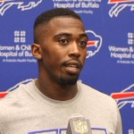 """Youre looking at him: your Buffalo Bills starting quarterback. #TyrodTime """"Im excited for this opportunity."""" http://t.co/xne5zj80Ws"""