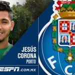 Oficial: El Tecatito Corona sale del Twente holandés y firma con el Porto --> http://t.co/08ahUnvoEy http://t.co/e1KU3GdJ5o