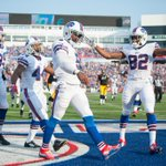 That moment when youre named the @buffalobills starting QB. #TyrodTime Learn about No. 5: http://t.co/YVJs83WAX9 http://t.co/sDn4LXbr5V