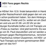 Bei aller Rivalität, das ist ein tolles Signal, @HSV und @fcstpauli http://t.co/RTwRurdH9f
