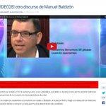 [VIDEO] El otro discurso de Manuel Baldizón. ☞ http://t.co/QL7fz0qm4V #Líder @ManuelBaldizon http://t.co/WttRQaAtZk
