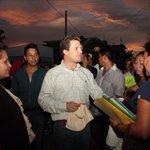 Visito a mis vecinos de #GaviotasSur Sector San José como parte de la gira #PorLaDefensaDelVoto. #Centro http://t.co/Ce3pxz0Ip2