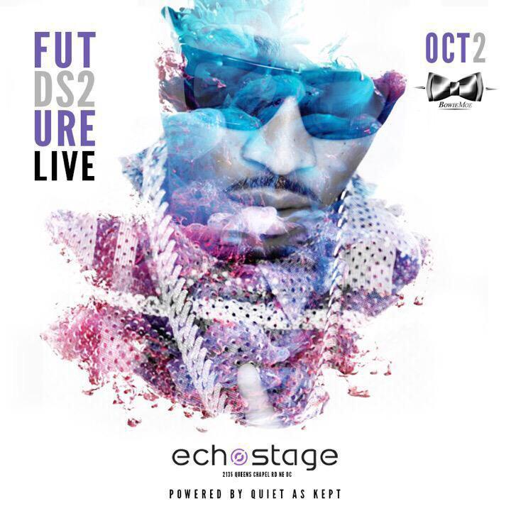 October 2nd, Future finna shut down Echostage for Howard Homecoming http://t.co/nqFxl0gZxl