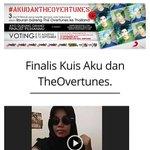 Hai semua! Tolong vote @cutliii ya biar bisa ke Thailand brg @TheOvertunes 😊 Mohon bantuannya: http://t.co/8VCjUpxaMG http://t.co/M2zPQSX1xx