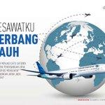 Mengapa maskapai lokal Indonesia jarang main di rute jarak jauh? http://t.co/d5b95tKUgK | @majalah_detik http://t.co/kXN2g6Yno1