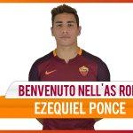 L#ASRoma perfeziona lacquisto di Ezequiel #Ponce http://t.co/vBdEA2oQdB http://t.co/FejBvUZ9dr