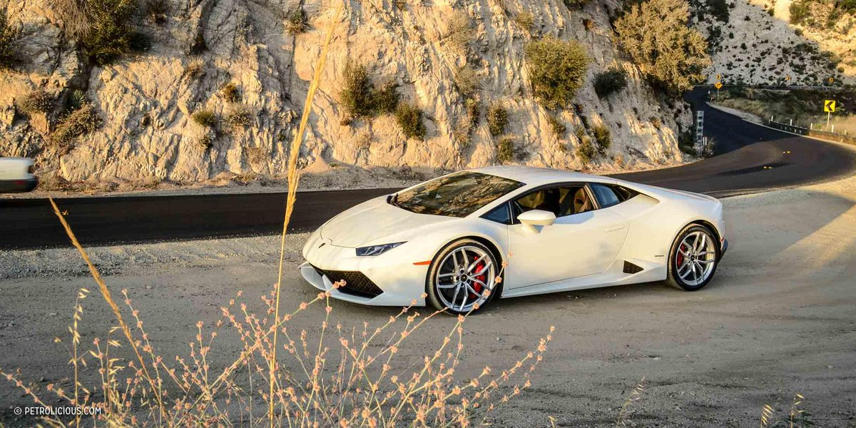 The Lamborghini Huracan Looks Like It Came From Another Galaxy