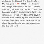 My dad has a real 1d tattoo & we would love to win!!! @fraser_roger @CrowdmixPop @onedirection #IWantToSee1D http://t.co/HhVSA4UBgg