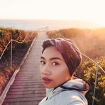 Its a Malibu selfie. http://t.co/J8eJnBoMdh