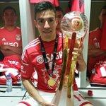 OFICIAL: Nico Gaitán fica no Sport Lisboa e Benfica! #CarregaBenfica http://t.co/xq3uvRMdbX