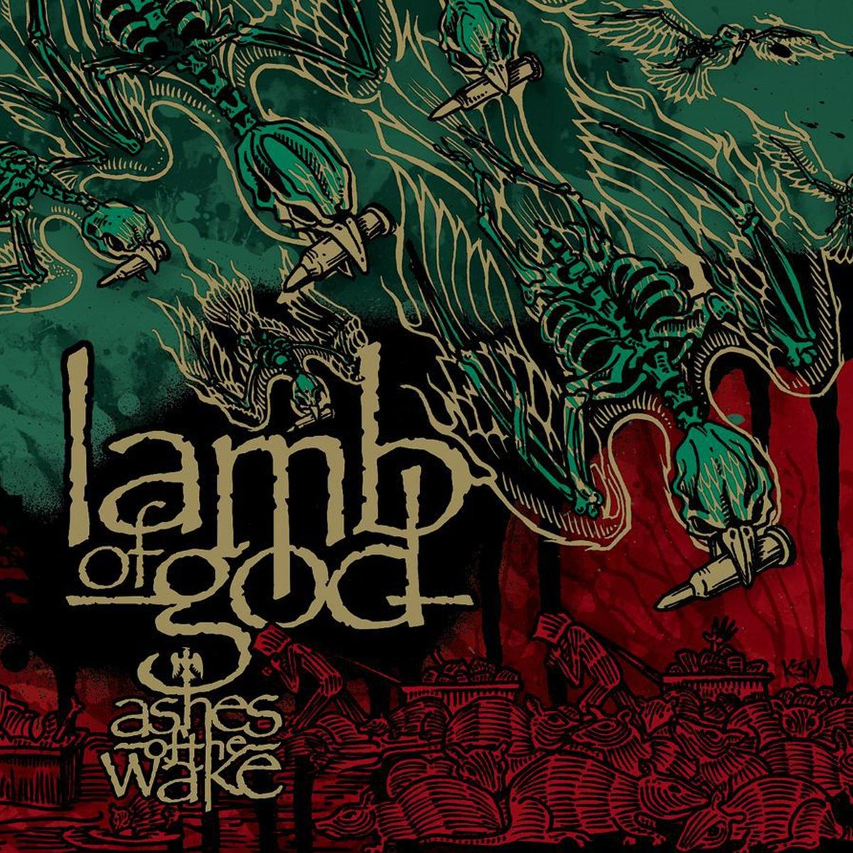 Today in #LambofGod History Album: 'Ashes of the Wake' Released: August 31, 2004 http://t.co/mZ6EJGk0NM