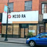 Sign going up at new #ramen spot on Newark Ave #jerseycity #restaurant #newbiz http://t.co/u5LmxwIhdQ