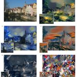 RT aidotech: RT moorejh: A Neural Algorithm of Artistic Style http://t.co/17e3vHBruK #deeplearning #machinelearn… http://t.co/WhsKG3l2Lx