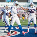 """""""He's going to be tremendous for this team.""""  Bills players react to what T2 brings at QB: http://t.co/Lj8btw6jLX http://t.co/wZELHc8kwz"""