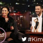 Thank you @JimmyKimmelLive!! Tune in tonight on ABC! #Kimmel http://t.co/wAqvn7DX22