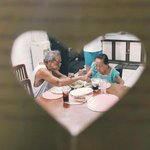 Pampa goodvibes #mayforever talaga 60+years of unconditional love @itsShowtimena @vicegandako #PaskoNaSaShowtime http://t.co/7CiSWB2Q1T