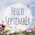 """""""@siwon407: Hello September http://t.co/AWAdrysLpn"""""""
