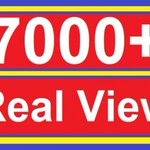 I will Provide 7,000 Fast YouTube Views on your Video/ for $5 http://t.co/4TwQ5BesXX via @MyCheapJobs_ http://t.co/hC8bUeUfK4
