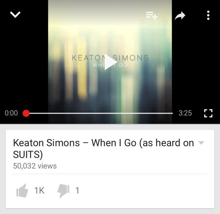 50k & climbing on @YouTube! I'm exploding with gratitude!! @Suits_USA https://t.co/iIOvUKkv4k http://t.co/dzAD1bmiLw http://t.co/5A1XQsHTTa