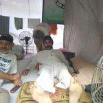 RT @ANI_news: 19th day of Havaldar Major Singh's hunger strike as form of protest for #OROP at Jantar Mantar (Delhi)