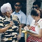 MY FAVORITE SCENE! Just look at the smile in Joses face. And his *pabebe batok* to @mainedcm. #ALDUBBaeYaya http://t.co/gFM9xqgqmD