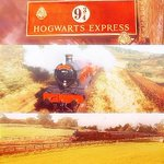 All aboard the Hogwarts Express! Its time to head back to Hogwarts! #BackToHogwarts http://t.co/PI4XSwVmHo